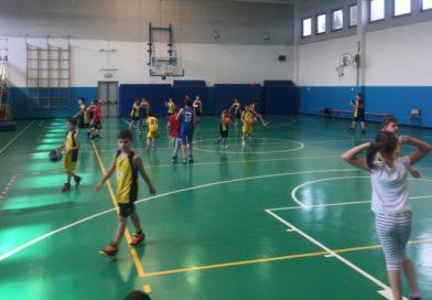 Settore Minibasket: definito lo staff degli istruttori