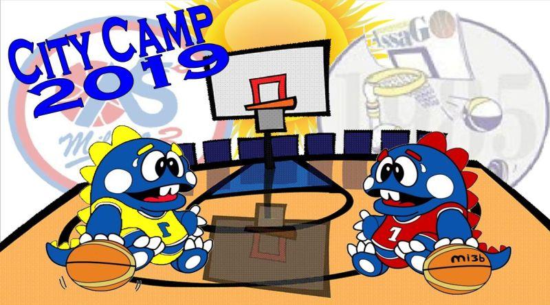 Minibasket City Camp raddoppia! Si torna anche a settembre